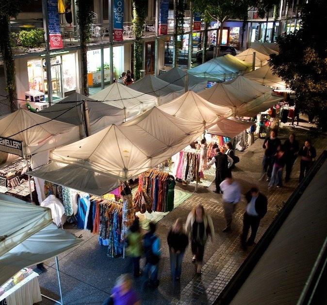 South Bank Markets #Brisbane #market #southbank