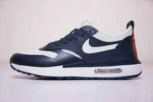... buy online 718e8 0af16 Mens NikeLab Air Max 1 Royal SE Dark blue and  white AA0869 ... 6edc1ba4f