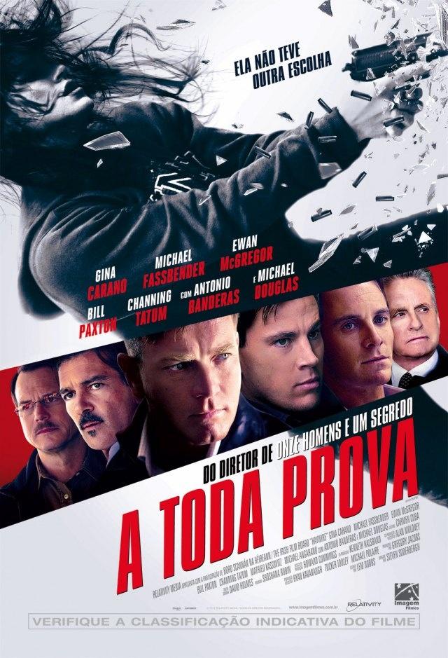 Às vezes a gente vai ao cinema se distrair mesmo, sem grandes reflexões, só pela ação e a catarse.  A Toda Prova, NUM PARÁGRAFO: http://bit.ly/KdlTEe: Film, Haywir 2011, Toda Prova, Gina Carano, Action Movies, Steven Soderbergh, Movies Poster, Favorit Movies, Movies Trailers