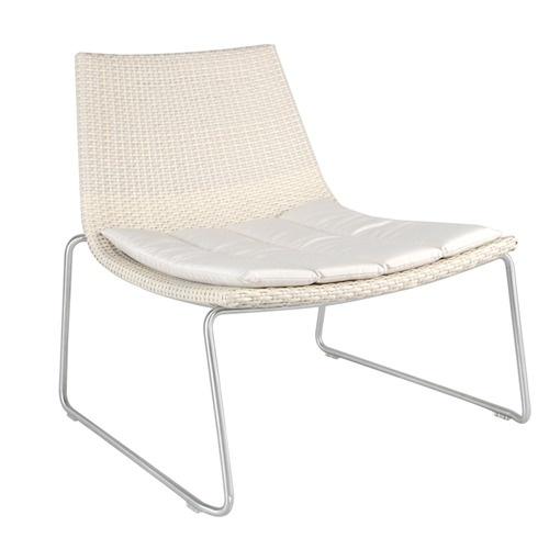 Smith Barnett Dynamic Wicker Lounge Side Chair