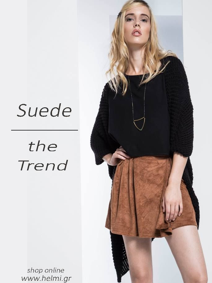 Suede! Get winter's hottest trend!  #shoponline: http://bit.ly/1MCF3jE