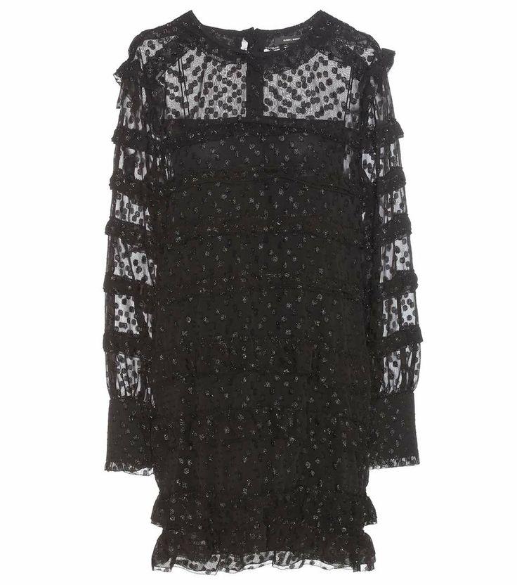 Den lille sorte kjole - the new version of the little black dress, Isabel Marant