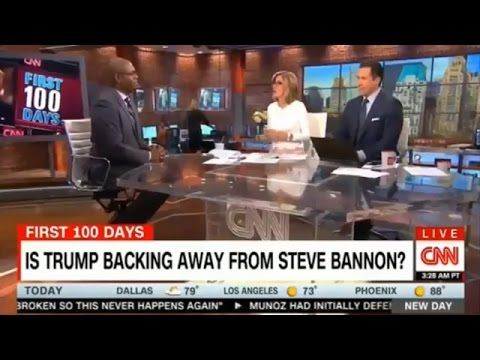 CNN Breaking News Morning April 12, 2017 - Is Trump Backing Away from St...