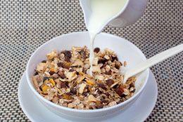 High Fiber Cereals