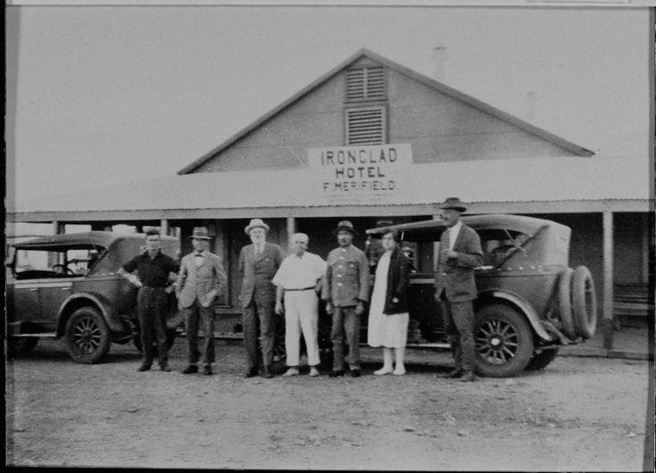 061580PD: Ironclad Hotel, Marble Bar, ca 1920 http://encore.slwa.wa.gov.au/iii/encore/record/C__Rb2610654?lang=eng