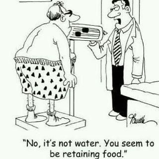 WHA?????: Water, Weight, Retaining Food, Fitness, Quote, Funny Stuff, Humor, Funnies