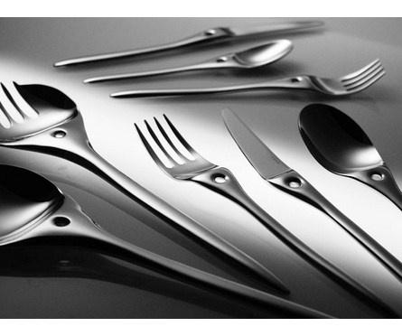 Cutlery MORODE design by Kazuhiko Tomita for Covo