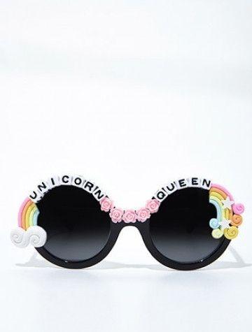 Unicorn Queen Sunglasses