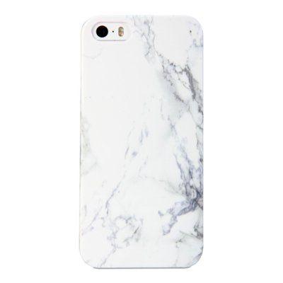 iPhone 5S Coque, GMYLE Cover Case Print Crystal pour iPhone 5 / iPhone 5S - Blanc Dessin de Marbre Slim Coque Housse Etui:Amazon.fr:Image & Son Micro & Photo