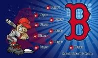 Red Sox-baseball-pennant-banners-images