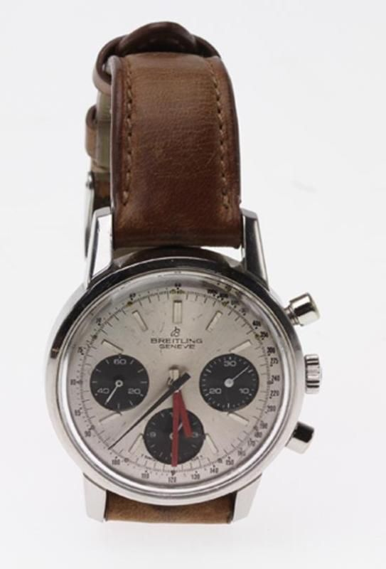 Breitling Chronograph Watch Ref 815