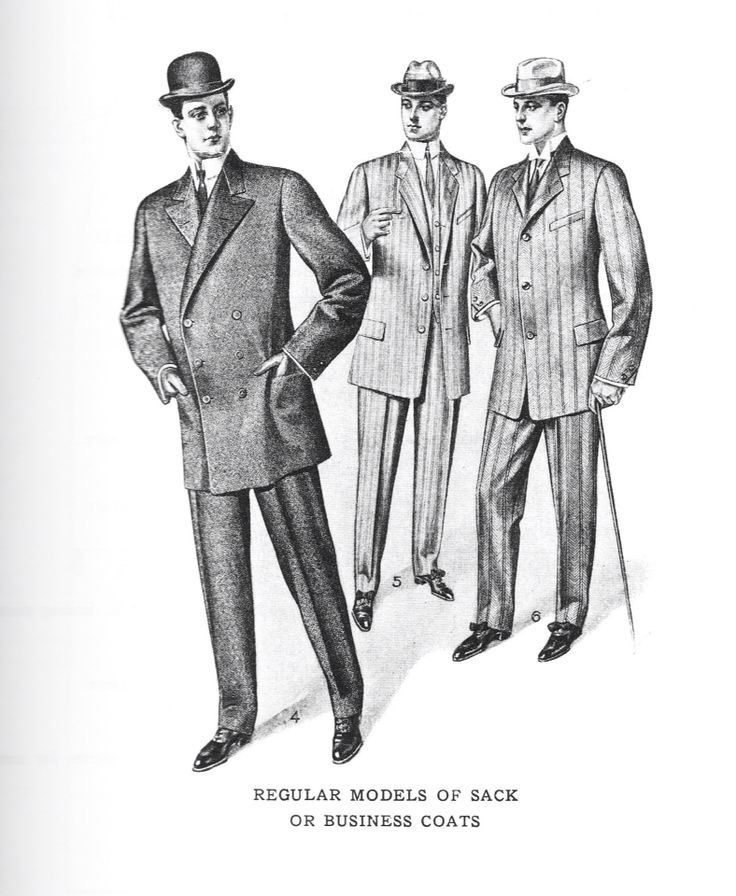 Men would wear formal morning dress or bowlers with lounge suits along with their hats for style.