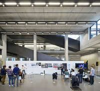 School of Architecture and Design/Library at the University of Greenwich on Architizer