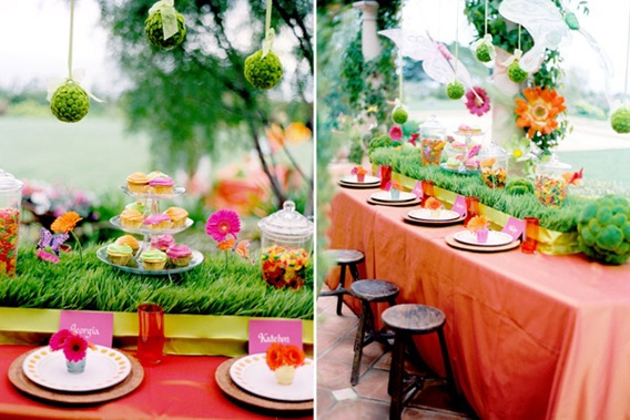 202 Best Images About Flower Theme Birthday On Pinterest
