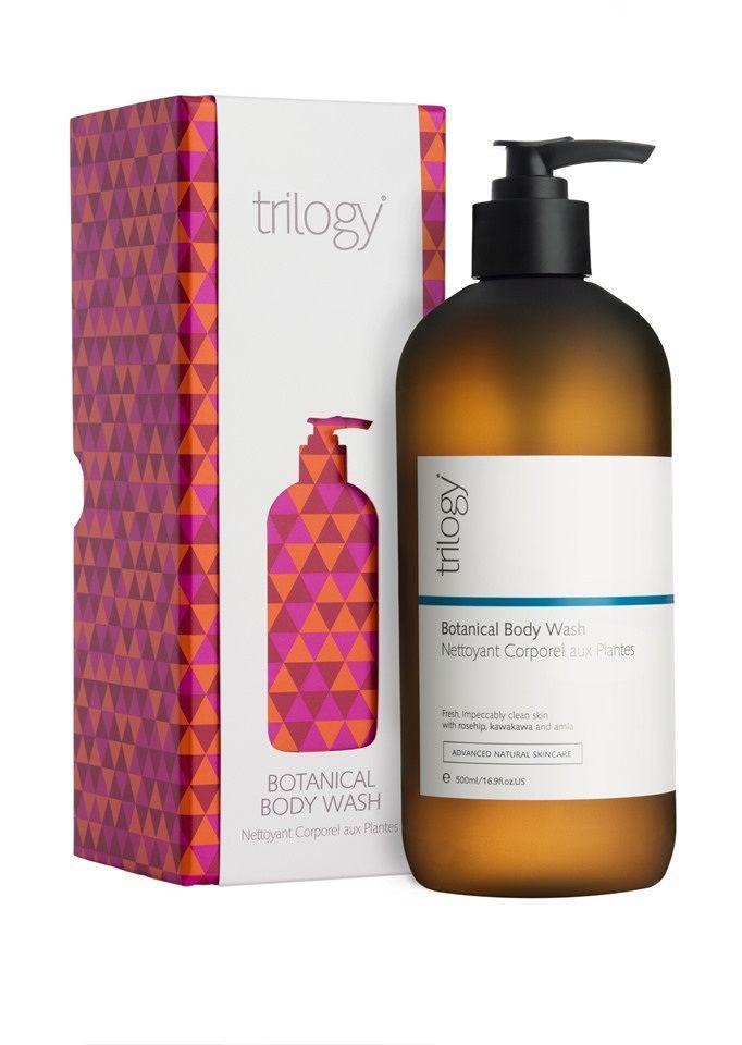 Trilogy Botanical Body Wash 500ml (Gift Pack) - Eastside Fitness