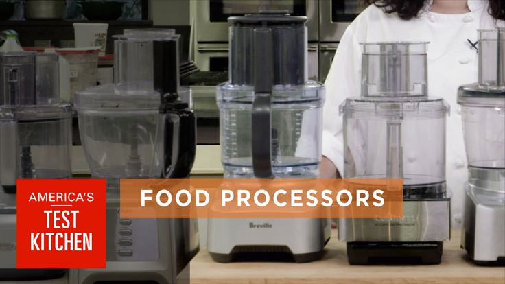 Equipment Review: Best Food Processors - YouTube