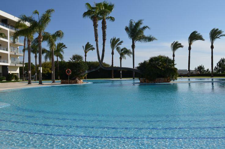amazing pool, alto da colina aparthotel, albufeira, algarve