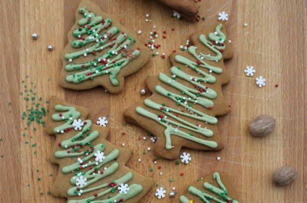 Orange Gingerbread Cookies
