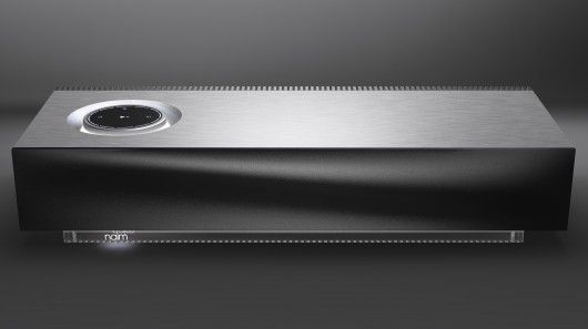 Naim has unveiled the aluminum-clad Muso wireless music system. This is not the SuperUniti!