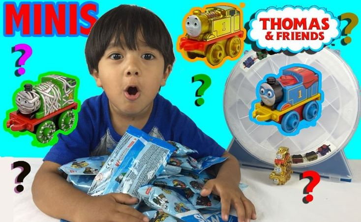 This 4-Year-Old Has The Most-Viewed YouTube Channel In The World  PewDiePie and Justin Bieber (and every other online video creator in the world) have nothing on a charismatic four-year-old with a propensity for Disney Cars and Thomas The Tank Engine. #videocreator http://rock.ly/mp8ba