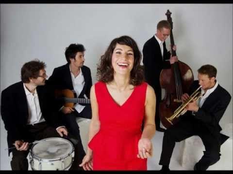 Rozina Pátkai Quintet - Chega de Saudade