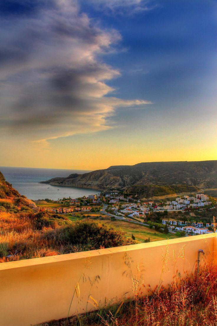 Pissouri Bay near Paphos, Cyprus