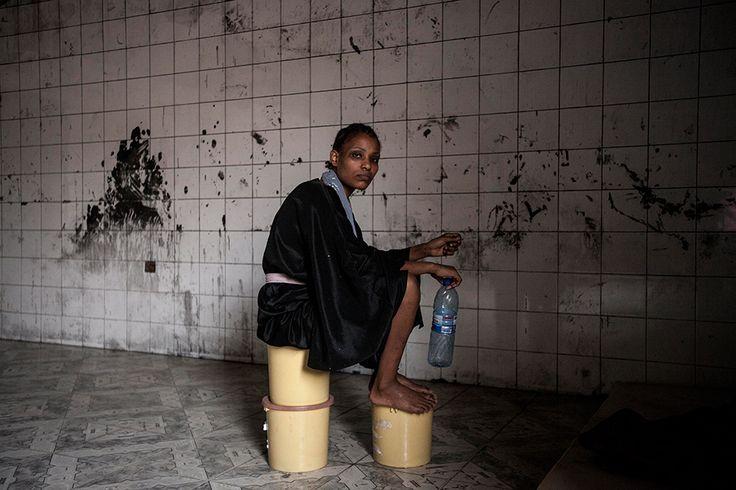 """""""La Libye est devenue la plaque tournante d'un gigantesque trafic d'êtres humains"""""""