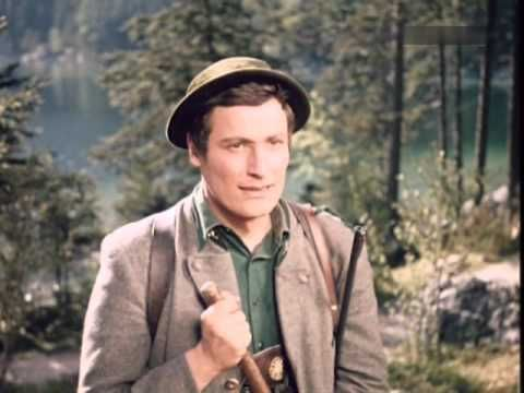 Heimatfilm - Das Schweigen im Walde (1955)