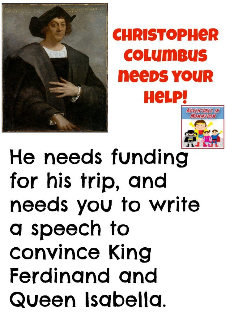 Christopher Columbus needs your help to explore the world