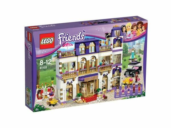 Find Many Great New Used Options And Get The Best Deals For Lego 41101 Friends Heartlake Grand Hotel At The Best Online Prices At Ebay F Strijkparels Kaarten