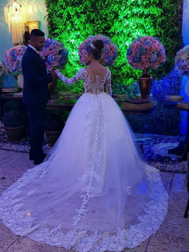 192 best vestidos de novia images on Pinterest | Wedding dress ...