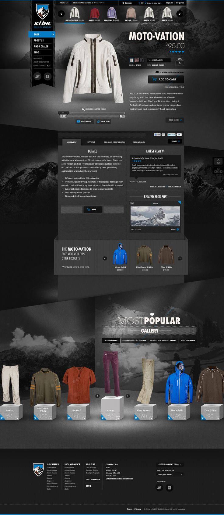 Web Design.Webdesign Inspirations, Kühlcom Ecommerce, Design Ideas, Amazing Web, Website Layout, Webdesign Website, Web Design Inspiration, Website Design, Webdesign Design