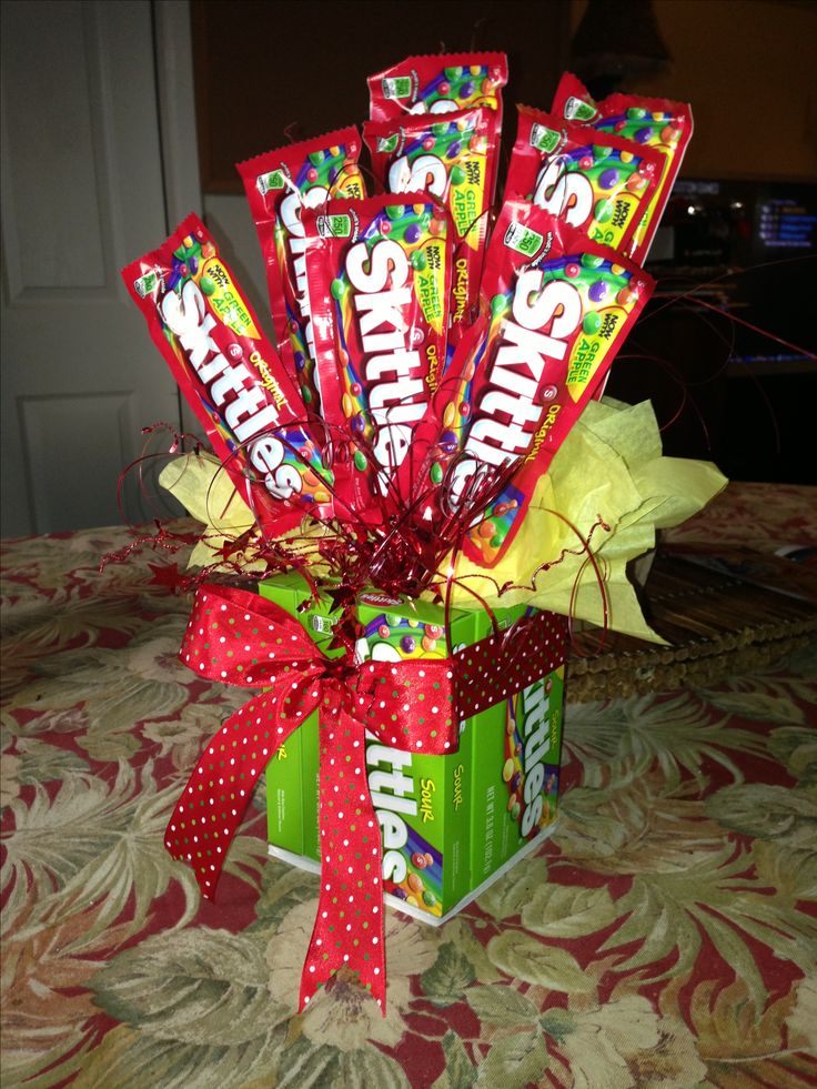 Best 25 Skittles Gift Ideas On Pinterest