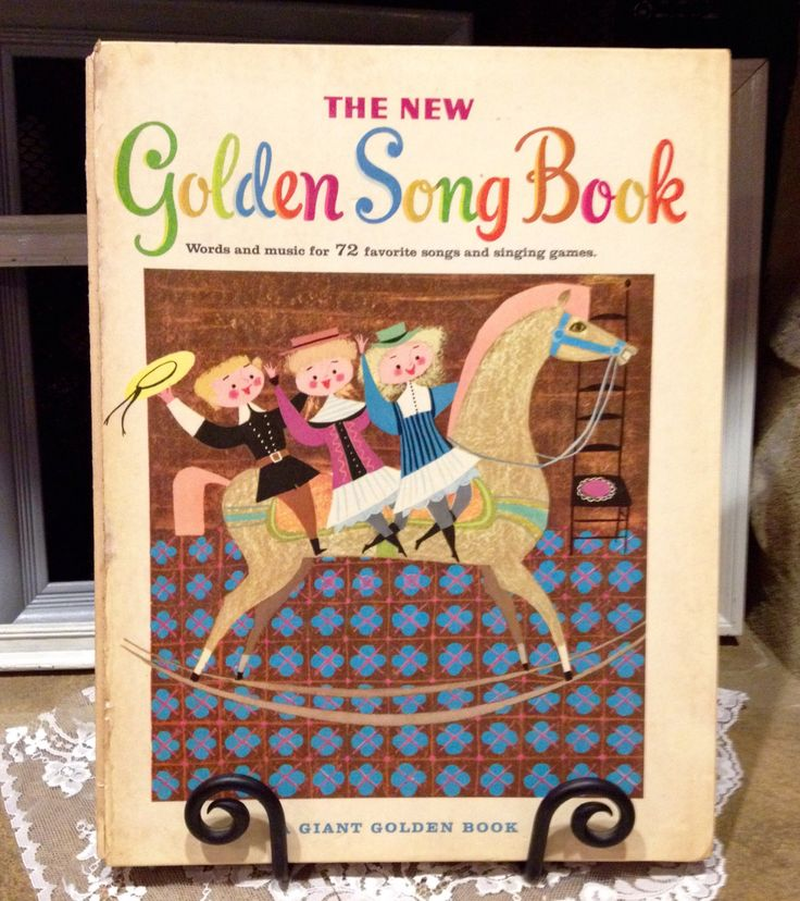 A personal favorite from my Etsy shop https://www.etsy.com/listing/457093188/the-new-golden-song-book-norman-lloyd