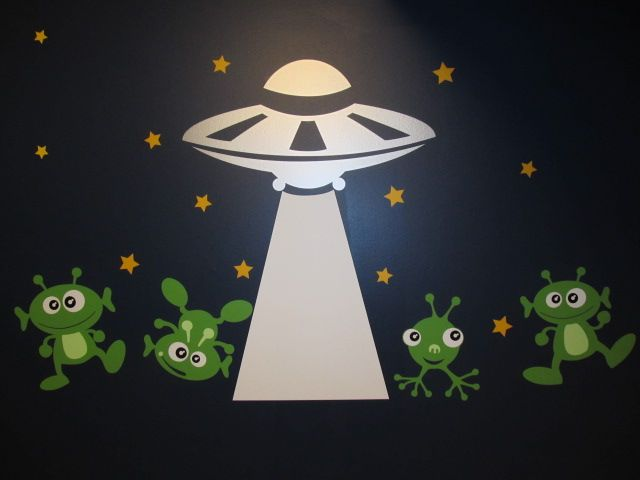 Attractive Space Themed Decorations Part - 7: Outer Space Theme Birthday Party Ideas