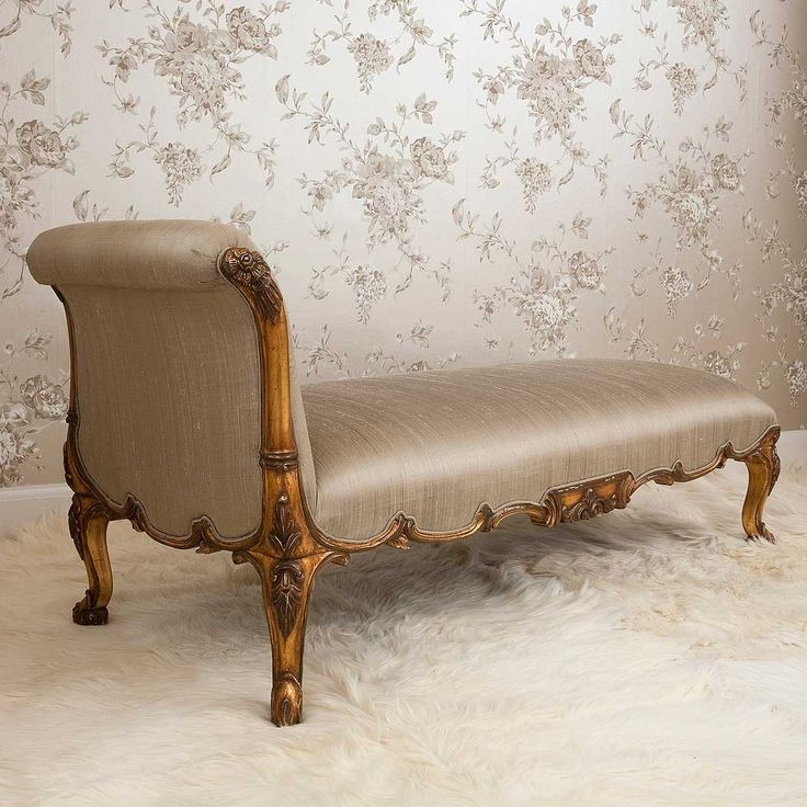 chaise longue for bedroom design