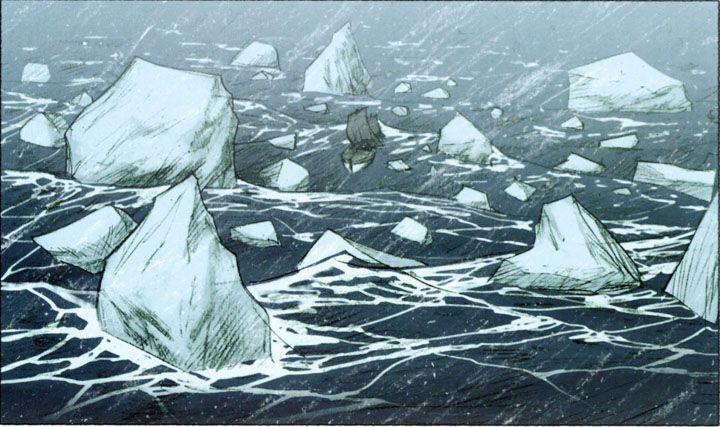 Endurance (Shackleton, 1v.)