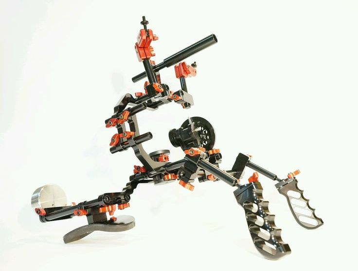 Gini Advanced Extreme17 (with Follow Focus ) for DSLR & Video Camera in Cameras & Photo, Tripods & Supports, Other Tripods & Supports | eBay