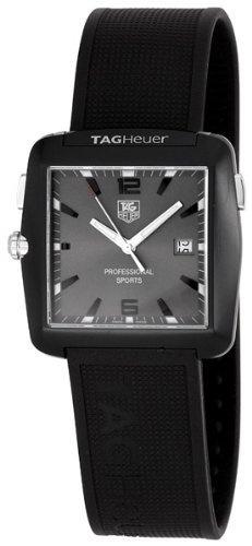 TAG Heuer Men's WAE1113.FT6004 Tiger Woods Professional Golf Watch from TAG Heuer @ TAG-Heuer-Watches .com