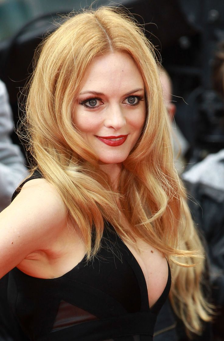 10 Celebrities Who Have Mastered the Art of Strawberry Blonde Hair   - MarieClaire.com