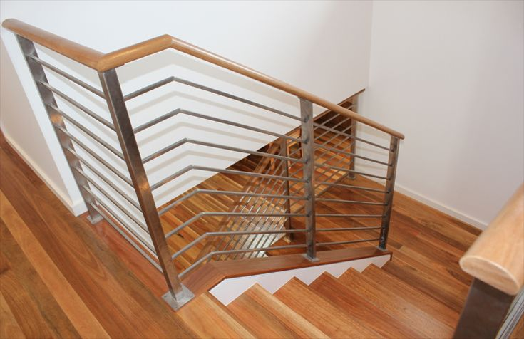 Residential Timber Stairs #stairs