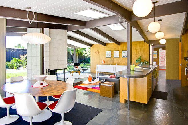 Bauhaus design second living room Am Heimat Pinterest - heimat küche bar