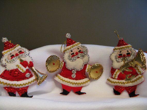 169 Best Sequins Vintage Christmas Ornaments Images On