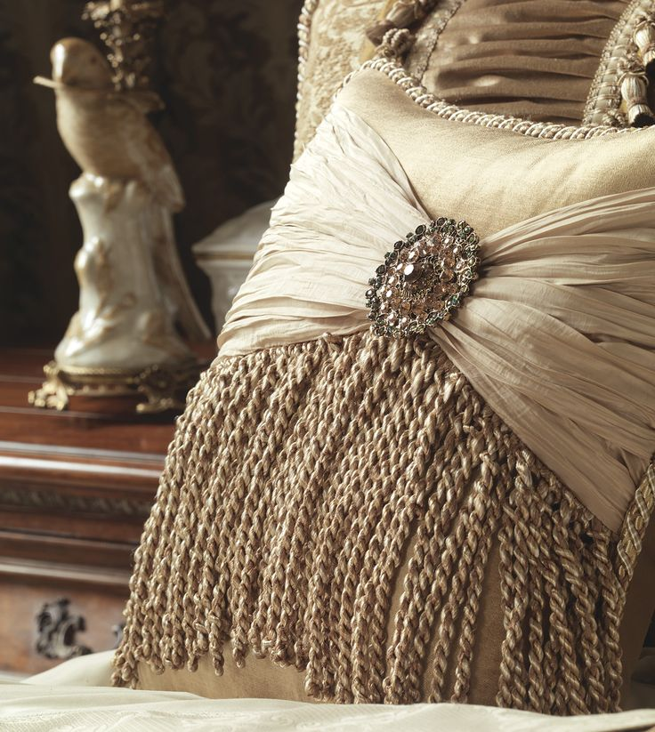Marquise - Luxury Bedding Collections, Custom Bedding, Bed Linens - Joliet Collection