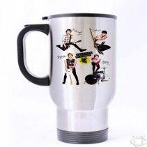 5 seconds of summer Boy Band Travel Mug