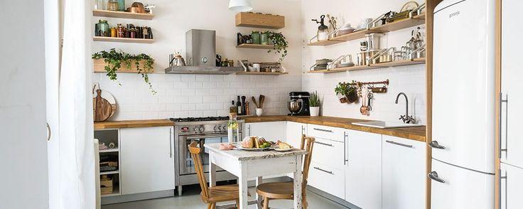 Jak vypadá kuchyň plná odhodlání, elánu a lásky k dobrému jídlu