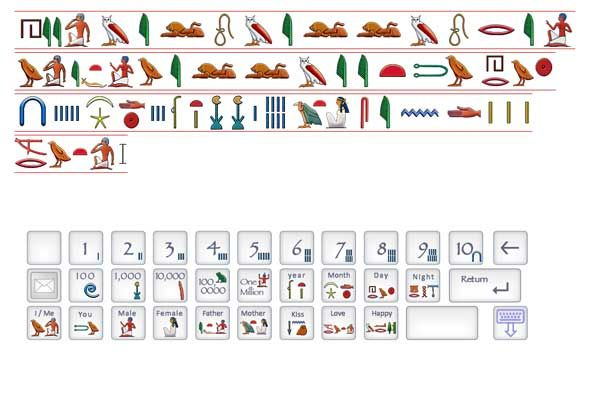 Egyptian Hieroglyphic Alphabet Translator Write Your Name Like An Egyptian Ancient Egyptian Deities Egyptian Hieroglyphics Ancient Egyptian Hieroglyphics