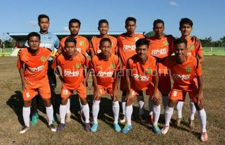 Sidrap United Tetap Bermain Menyerang Kontra Gaspa United Palopo