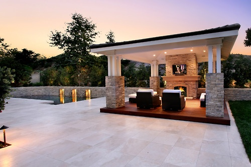 Stand Alone Deck Designs : Stand alone covered patio home ideas pinterest