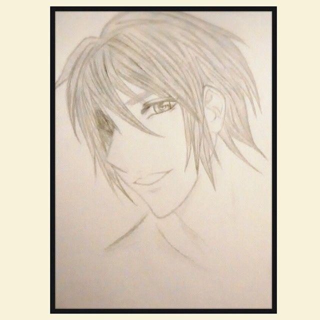 ♡♡♡♡♡♡♡ #drawing #anime #boy #cute #smile